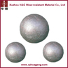 Steel ball chrome casting in casting process for ball mill