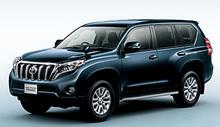 Toyota Land Cruiser Prado TZ RHD