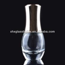 Atacado 15 ml prego clássico esmalte unha polonês garrafas de vidro de alta qualidade