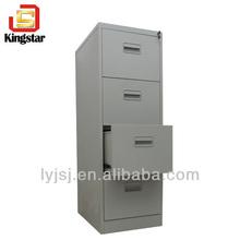 Luoyang Office Furniture Steel 4 Drawer File Cabinet Furniture