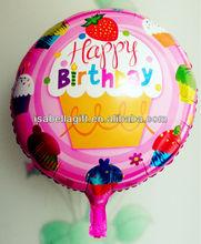 custom shape mylar balloon birthday party decorations elegant