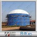 600 metros cúbicos de capacidad de doble membrana de gas del tanque