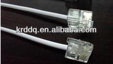 RJ11 6P4C modular telephone cables