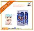 Servicio del oem, De enfriamiento rápido hidrogel de hielo de productos frescos de alta calidad reduciendo la fiebre parche frío