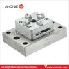 steel square post base plate for manual chuck-single