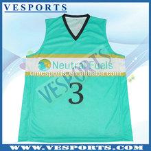 Fashion design cheap girls basketball wear
