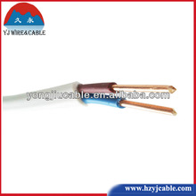 Factory 0.5mm--400mm pvc insulation wire cable electric cable shanghai zone pvc cable
