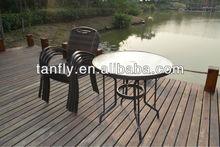 aluminium wicker chair foshan,outdoor leisure chair