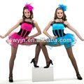2014-- adolescentes gemelos de lentejuelas de baile jazz tutú vestuario- estrellazo womend twinsdance de lentejuelas falda desgaste- niño& adultos chica linda dancedress