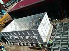 GRAD FRP square plastic water tank