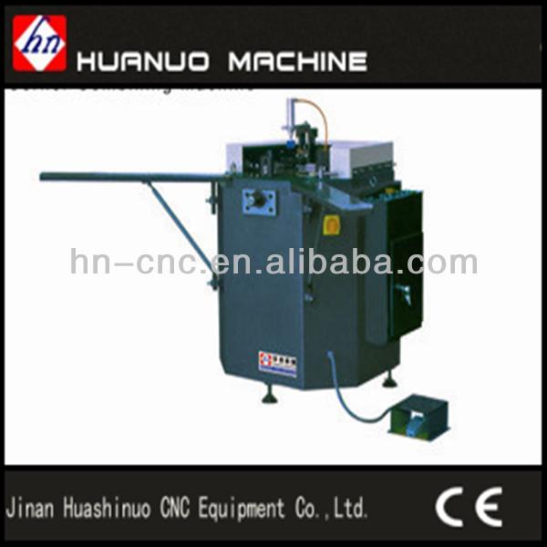 الزاوية العقص آلة مع الألومنيوم إطار الجهاز