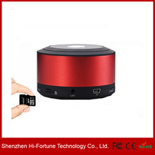 2014 bluetooth audio with USB, Led Light Speaker and TF card HF-818