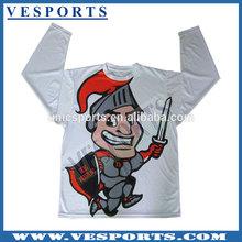 Advertisement custom sublimation polo t shirt