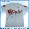 Wholesale custom oem t-shirt production