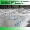 Melhor qualidade 99% mkp fosfato de potássio fórmula química kh2po4