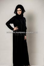New Stylish Designer Abaya branded 2014