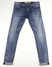 OEM/Wholesale High quality 100% cotton denim women jeans