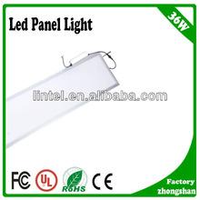 300x1200mm led backlit panel light box 36w 40w