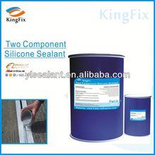 building contruction colored liquid silicone sealant