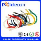Factory supply Cat5e Cat6 Cat6a UTP FTP patch cord price