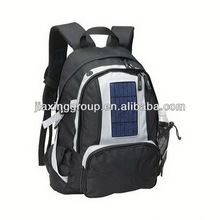 Outdoor cool design solar backpack with speaker for Hiking and promotiom
