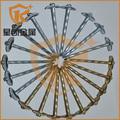 Dingzhou xingkai pregos da telhadura( cabeça do guarda-chuva)