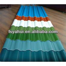 Anti-corrosion PVC plastic roof tile
