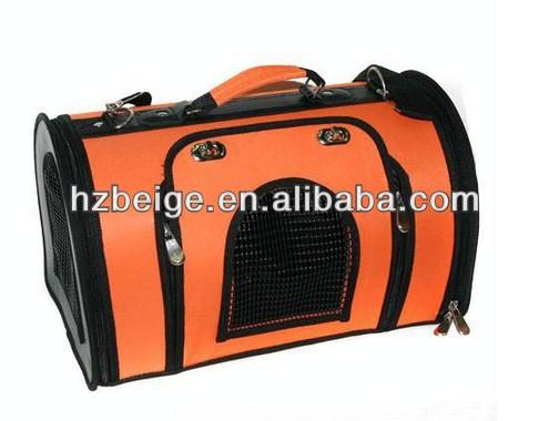 New designed pet carrier bag China pet dog bag