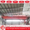 2014 promotion CE certificated QD model double girder overhead crane design