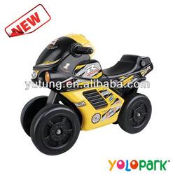 Hot sale kids ride on car toys free wheel motorcycle