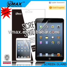 Manufacture price screen protector for iPadmini oem/odm (Anti-Glare)