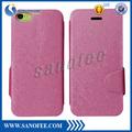 venda quente para o iphone 5c imprimir seda deslizamento caso capa de couro