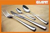 18/0 Stainless steel mirror polish finish cutlery