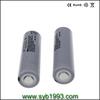 2er Panasonicc CGR18650CH High Drain Battery Cell 3.7V Li-Mn-Li-ion - Button Top