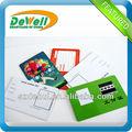 بطاقة الهوية البلاستيكية الطابعة الأسعاربيع المصنع