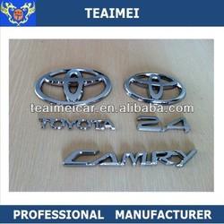Toyota car grille chrome badge car logo emblem