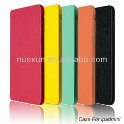 Fashion defend book case for ipad mini