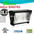 2014 hot sell DLC UL CUL listed gypsum led wall light