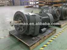 R serise helical gear reduction