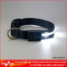 LED dog collar bulk,dog product,nylon dog collar
