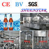 automatic new alcohol bottling plant