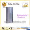 Fashion and colorful 5800mah portable AA battery power bank