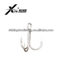 VMC Fishing Hook Treble Hook Anti-Rust Treble Fishing Hooks