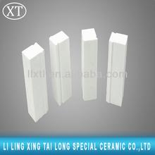 Standard size or part acid and heat resistant bricks in ceramic