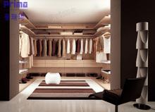 MDF Melamine surface coatroom / Cloakroom / Locker room / Checkroom/ Walk-in-closet manufacturer