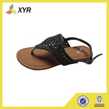 high quality sexy latest design lady flat shoes on hot sale