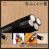 Kington Top-quality Low voltage overhead ABC Aerial Bundle Cable