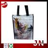 Wholesale Bright-color Non Woven Shopping Bag, Biodegradable Shopping Bag