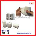 2014 eab deportes de cinta blanca elastoplast vendaje adhesivo elástico 50mm elastoplast blanco adhesivo elástico elástico 5cm cinta de tela