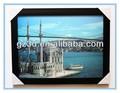 papel de parede islâmico 3d lenticular religioso muculmano fotos moldura